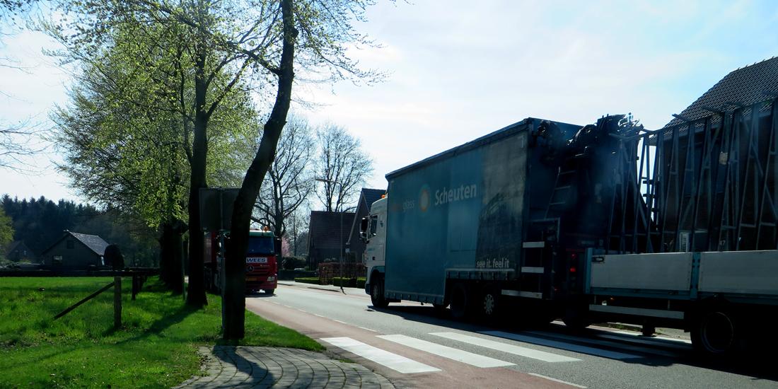 Zwarteweg Milsbeek