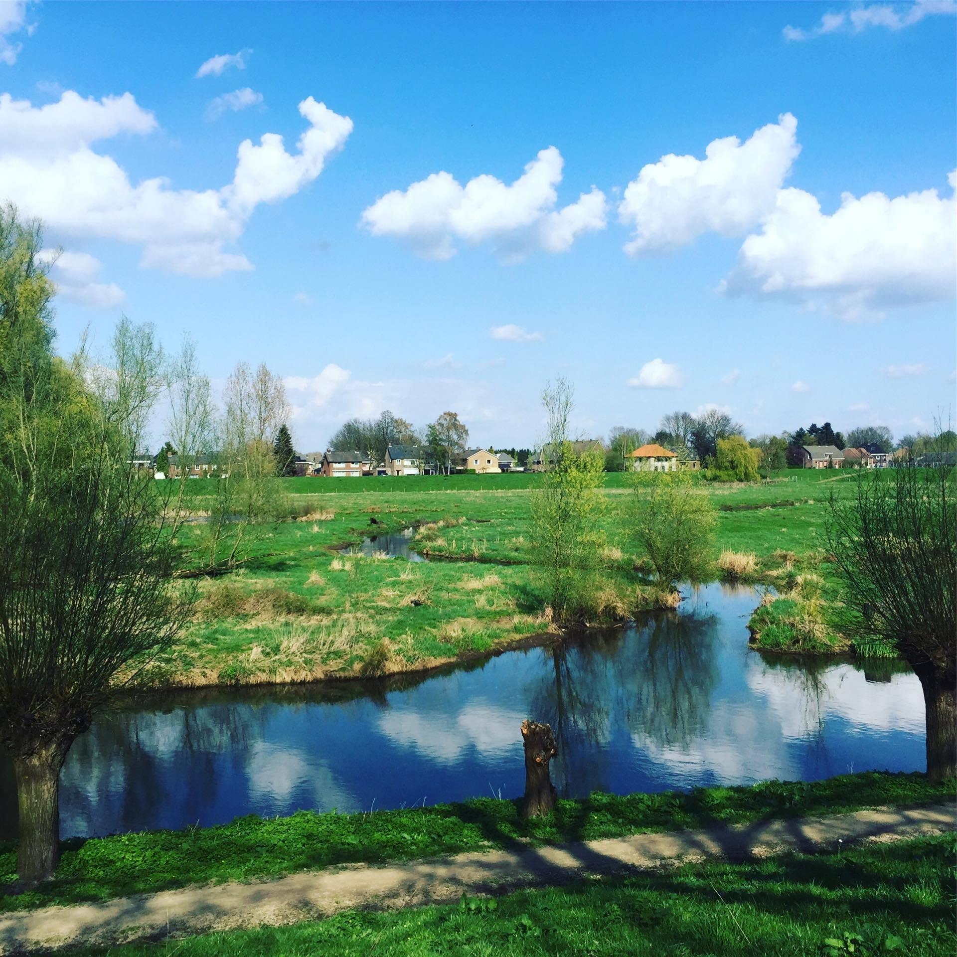 Gennep Gezien: Heerlijk lenteweer in Gennep!