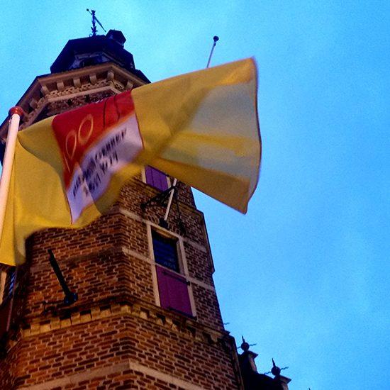 Stadhuis 400 jaar