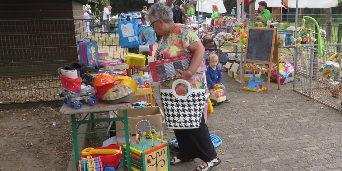 Kinderboerderij Rommelmarkt