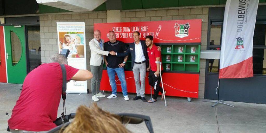 Andy Hooymayer NEC Nijmegen
