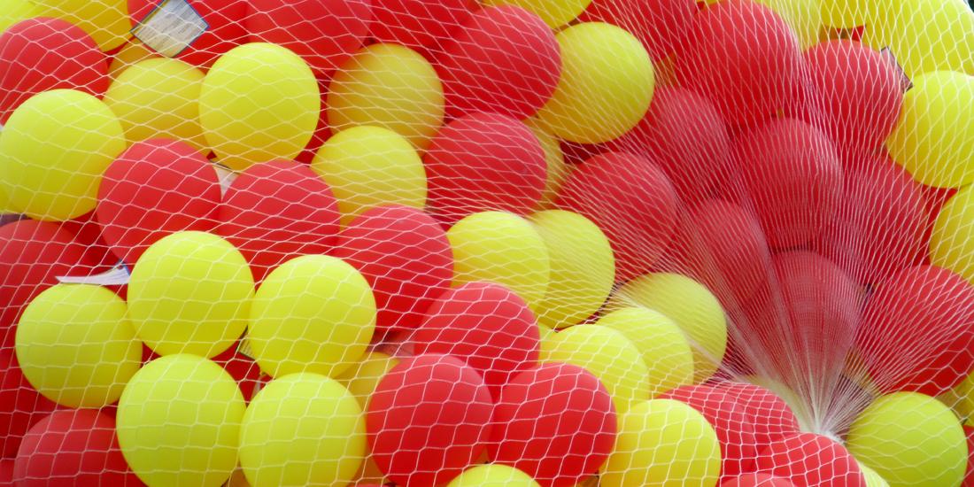 ballonnenwedstrijd