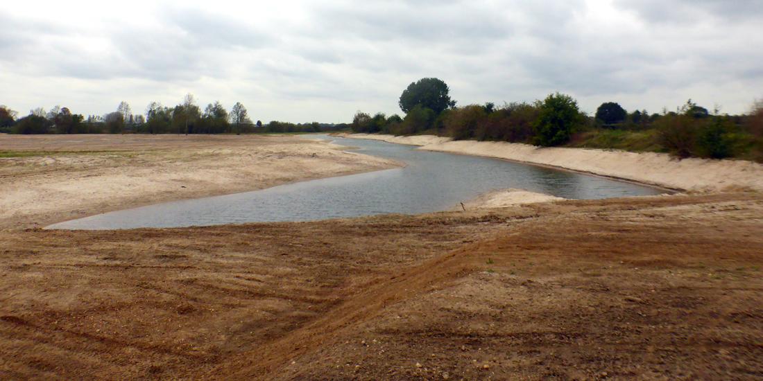 Gennep Gezien: Nieuw stukje Milsbeek