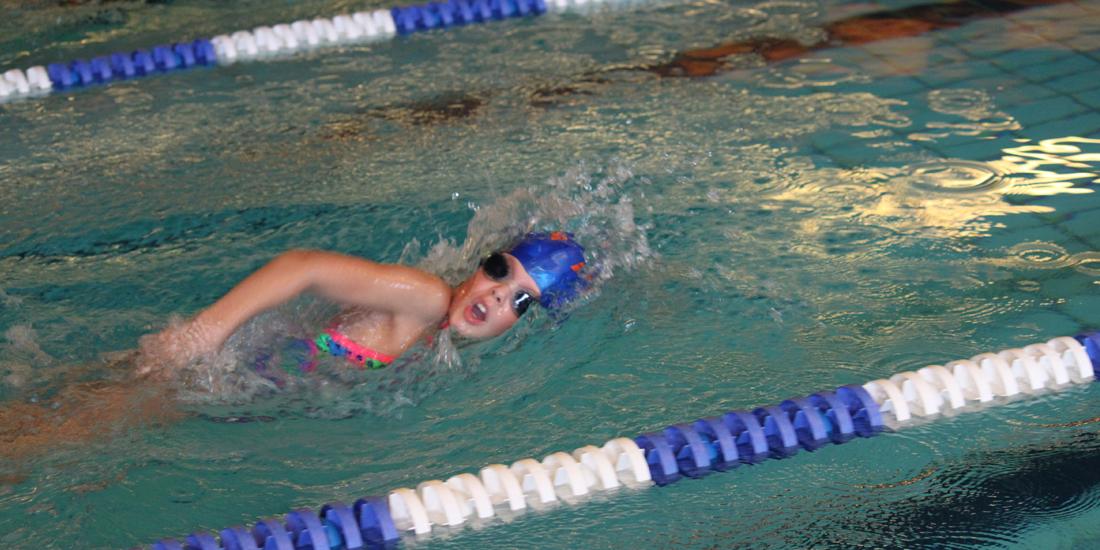 Nieuwe wedstrijdzwemmers voor Vivalo