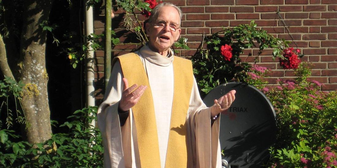 Memori emeritus deken Huisman