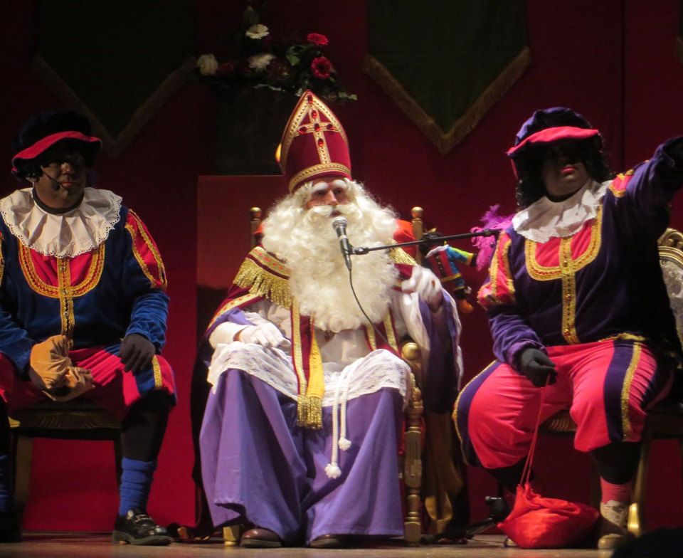 Sinterklaas in Gennep