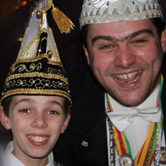 Prinsenbal Diepenkikkers en Dikköpkes