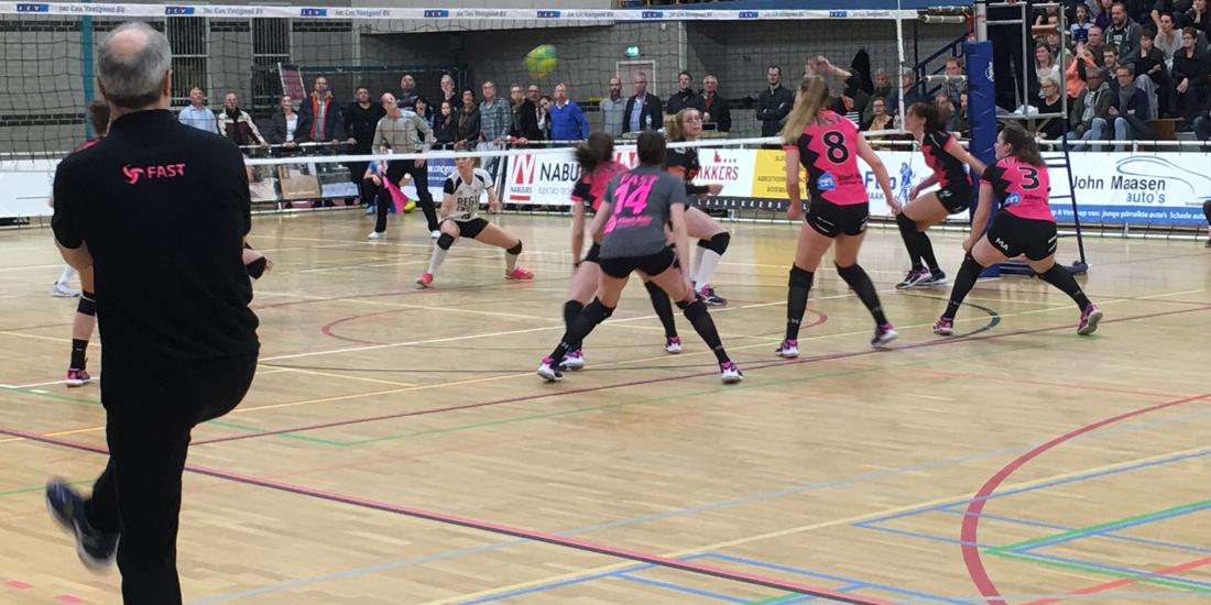 Flynth FAST - Regio Zwolle Volleybal