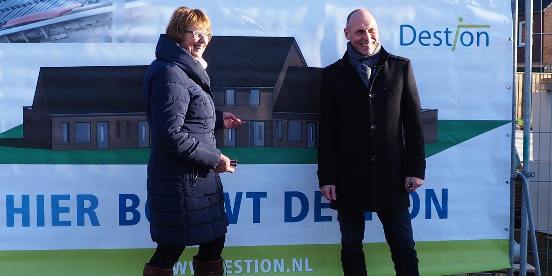 Sarine van der Klis en Wilbert Pothoff