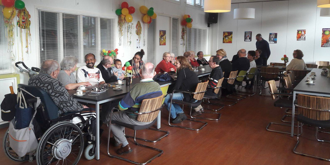 2018 massagesalon dans in Gennep