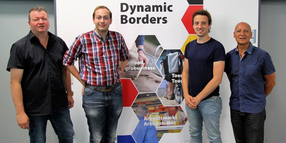 Dynamic Borders