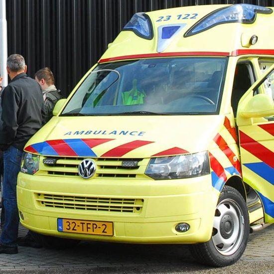 ambulance open dag brandweer
