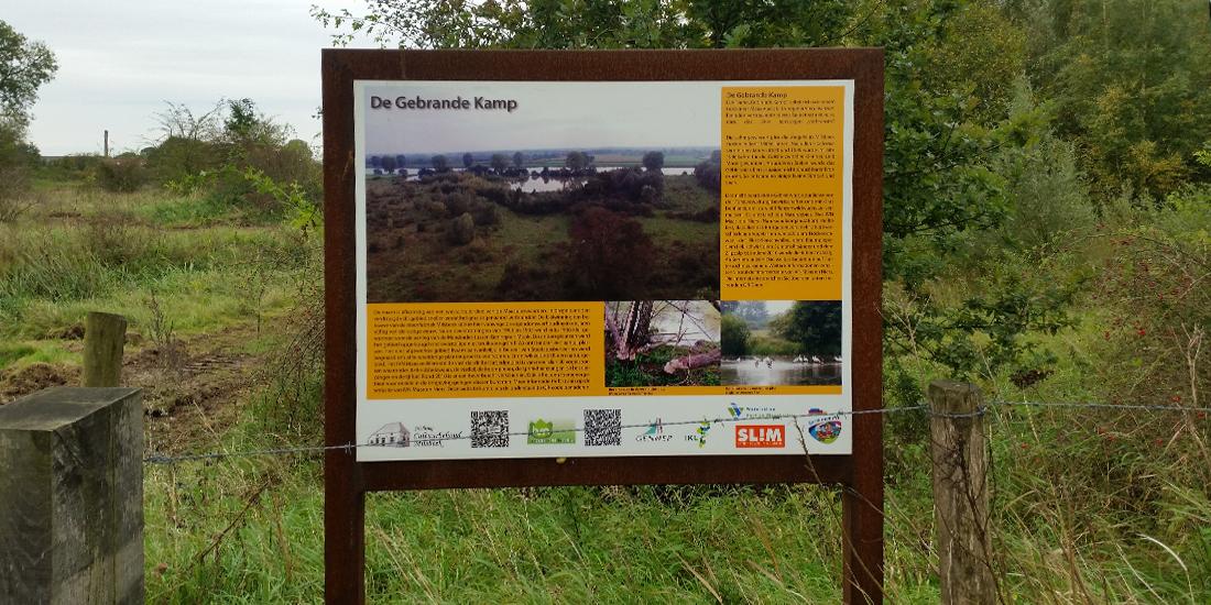 De Gebrande Kamp Milsbeek