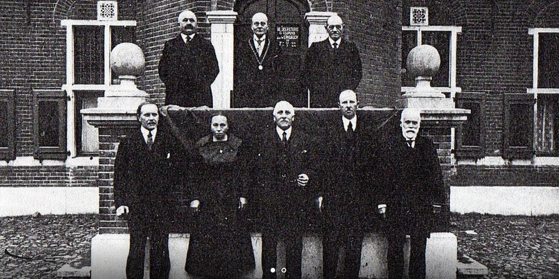 Gemeenteraad 1917