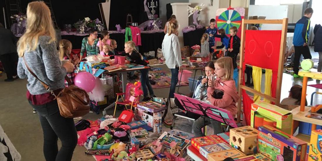 Kindermarkt Milsbeek