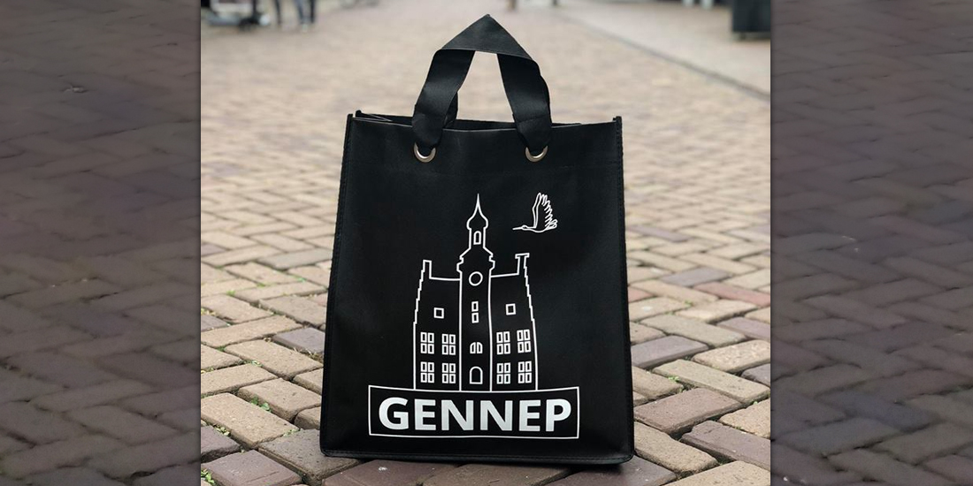 De Gennepse shopper