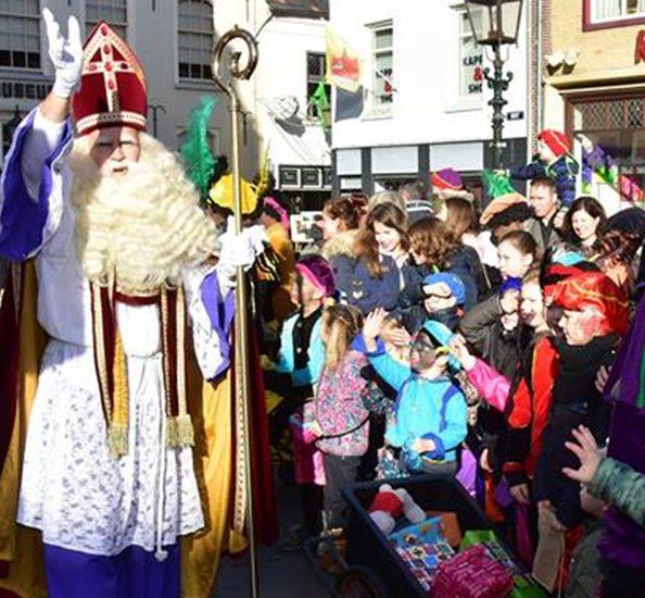 Sinterklaas Gennep