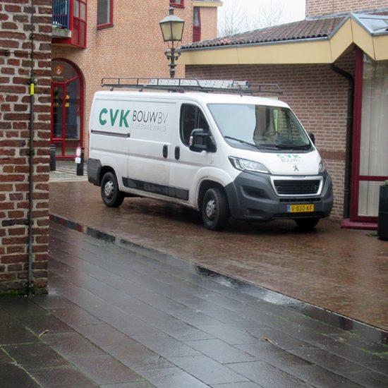 CVK Bouw Stadhuis Gennep
