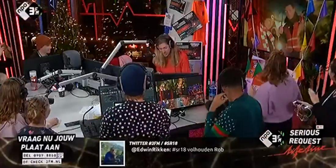 Frank van der Lende 3FM