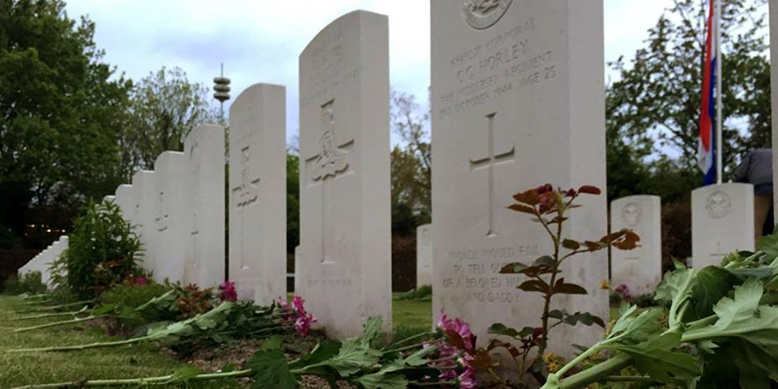Milsbeek War Cemetery