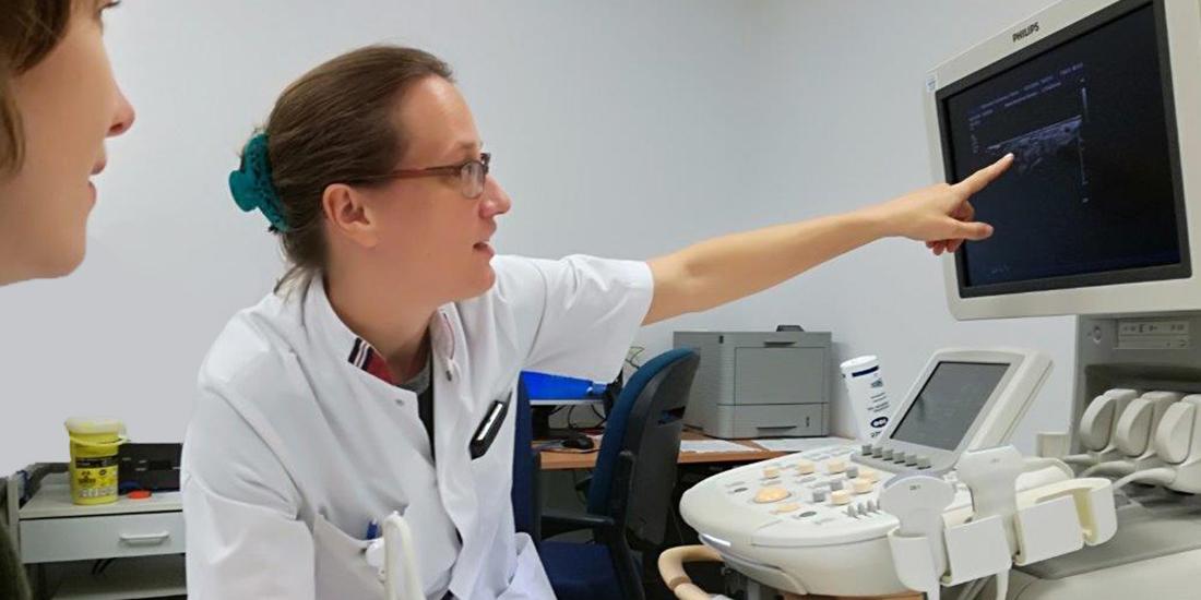 Neuroloog Anke Snijders