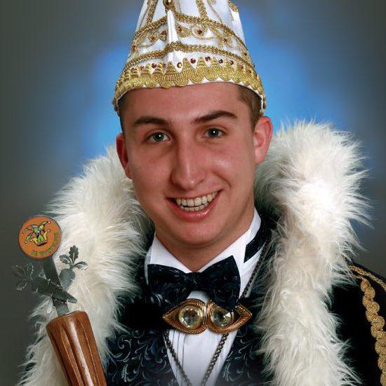 Prins Lars d'n Urste CV De Wortelpin