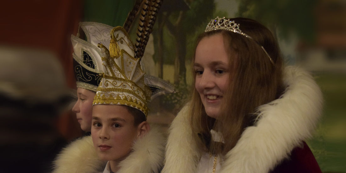 Jeugdprins en -prinses de Wortelpin