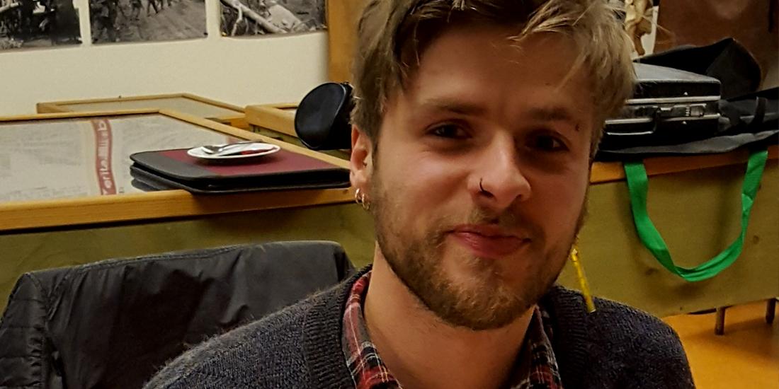 Sandro van der Leeuw van BiblioPlus