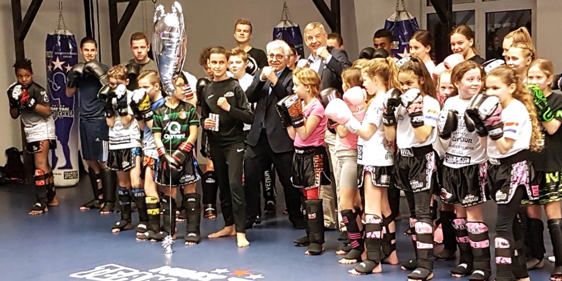 Muay Thai Team Gennep