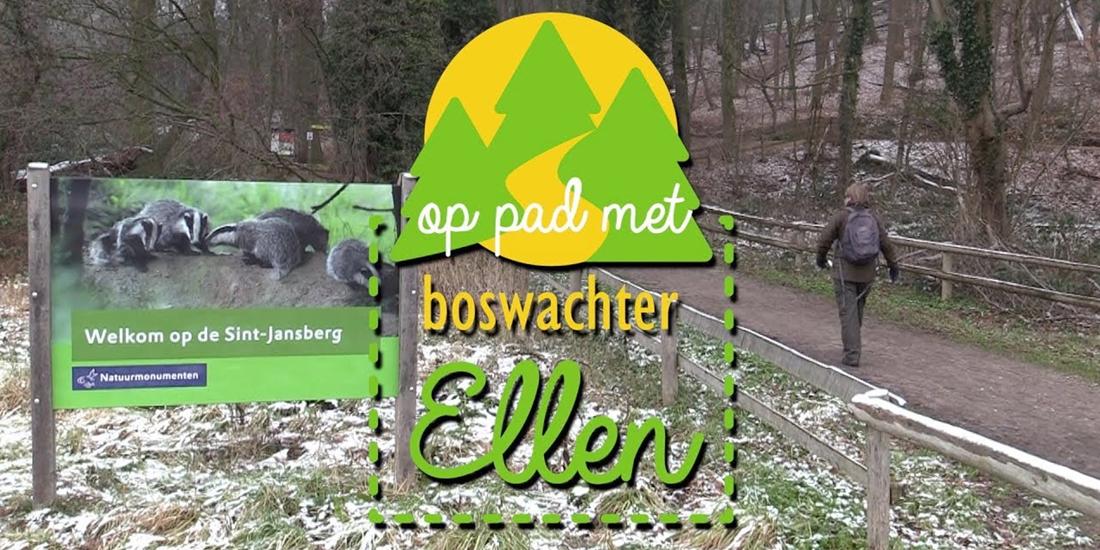 Op pad met boswachter Ellen