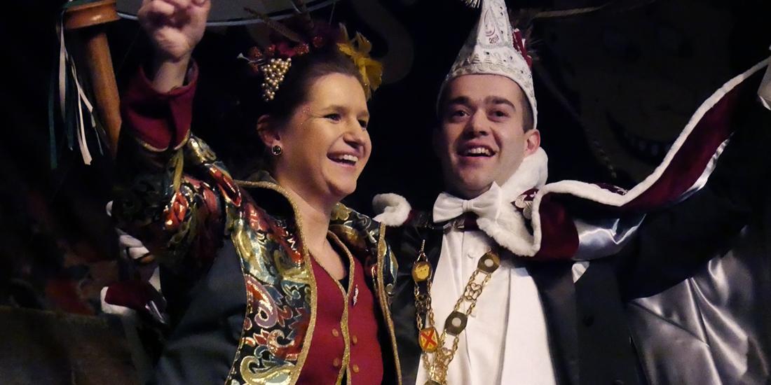 Stefan en Ankie