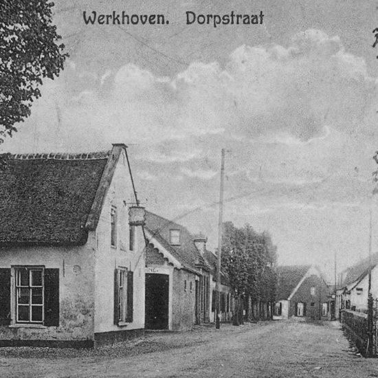 Werkhoven Dorpstraat Milsbeek