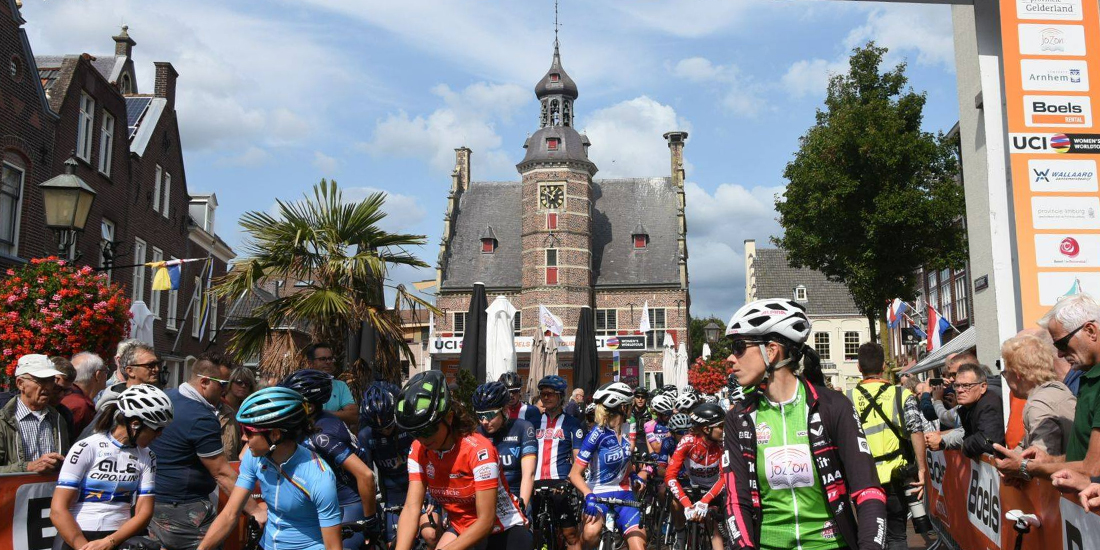 Boels Ladies Tour Gennep 2018 foto Jan Tomasila van GennepNews