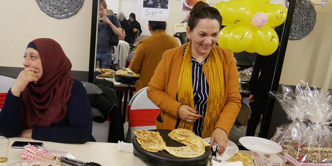 Culturele markt in Gennep