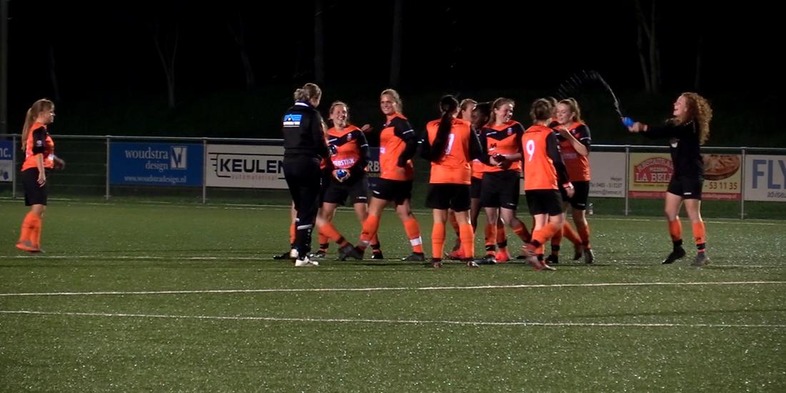Dames Vitesse Gennep bereiken bekerfinale