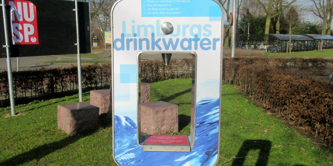 Watertaps Gennep voor gratis drinkwater