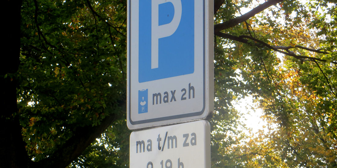 blauwe zone Martinushof Gennep
