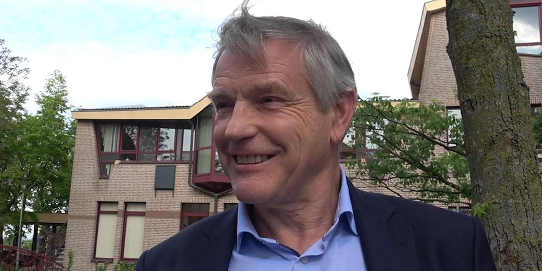Wethouder Rob Peperzak van gemeente Gennep